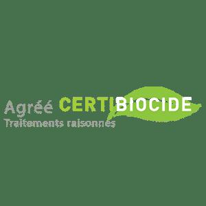 certification biocide
